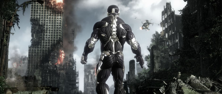 Crysis 3 — Sharp Dressed Man