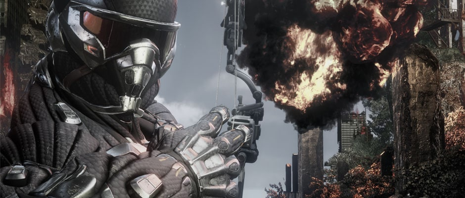 Crysis 3: Weapons Trailer