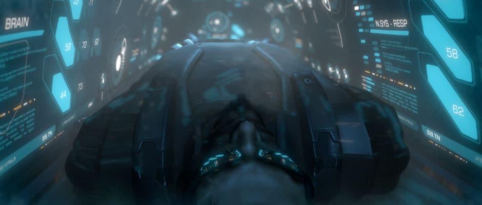 Deus Ex: HR – Cinematics Reel