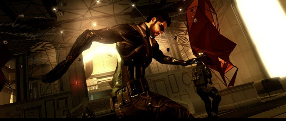 Deus Ex: Penetrate The Penthouse