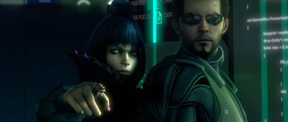Deus Ex: E3 Discovery Trailer