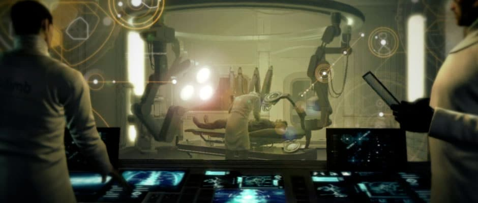 Deus Ex: Classified Information