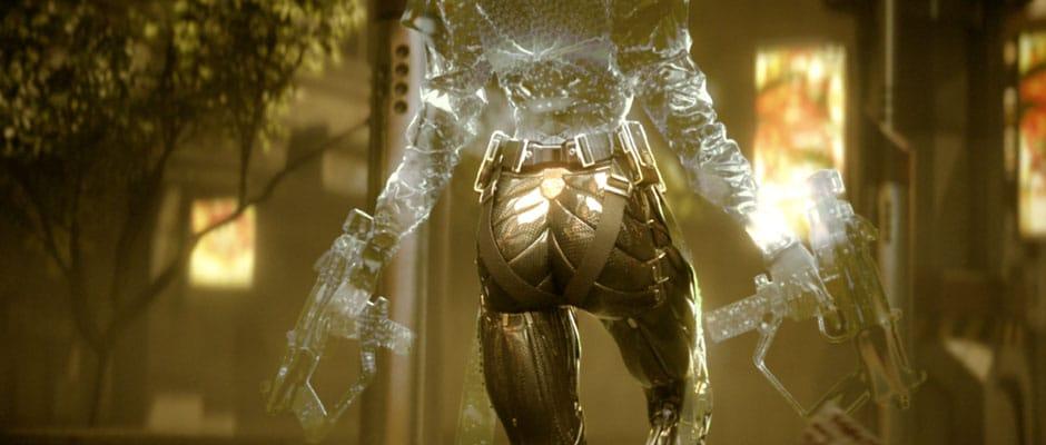 Deus Ex: TGS Trailer