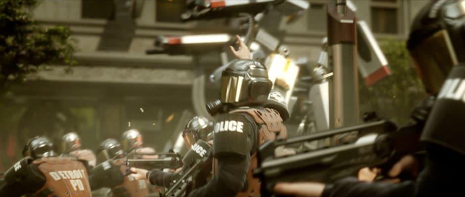 Deus Ex: E3 Trailer