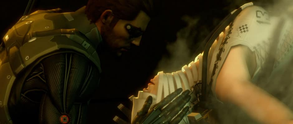 Deus Ex: Launch Trailer