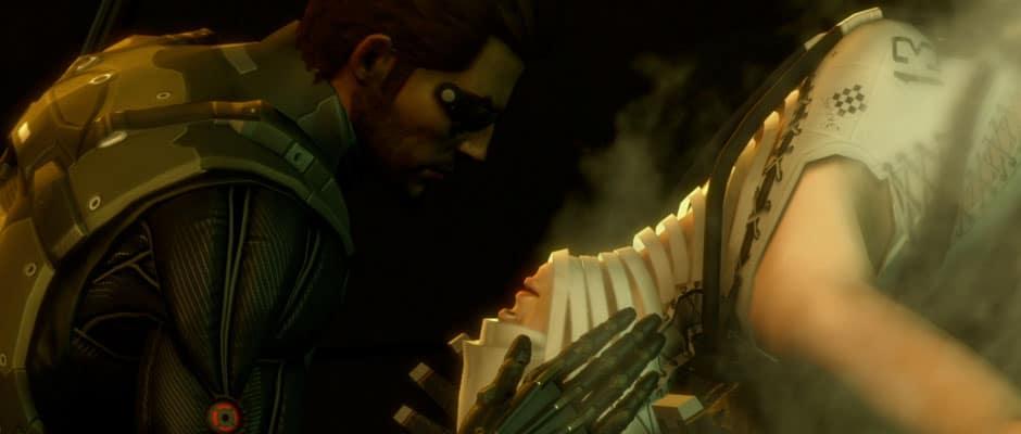 Deus Ex: Launch Trailer