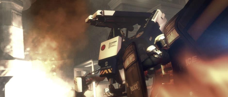 Deus Ex: Gameplay Trailer 8