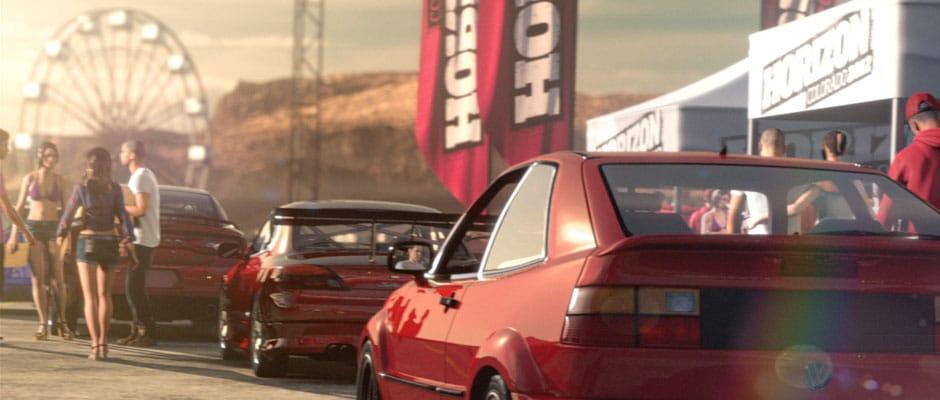 Forza Horizon: Cinematics Reel