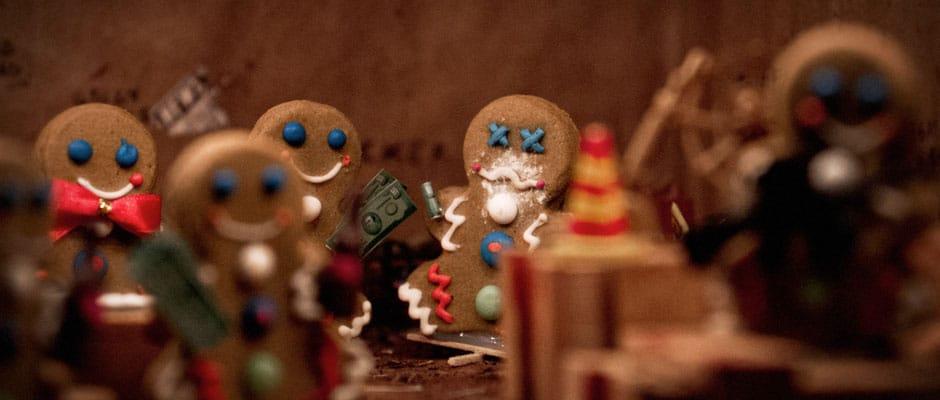 Goldtooth Creative: Christmas Card 2011