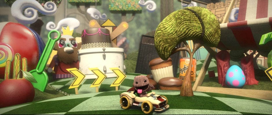 LittleBigPlanet Karting: Outro