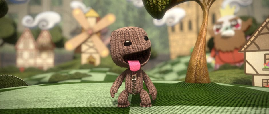 LittleBigPlanet Karting: Intro