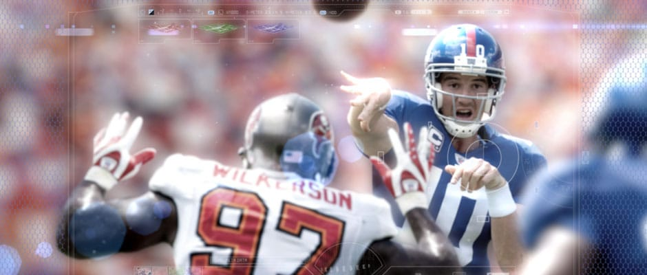 Madden 11: Menu Backgrounds and Transitions