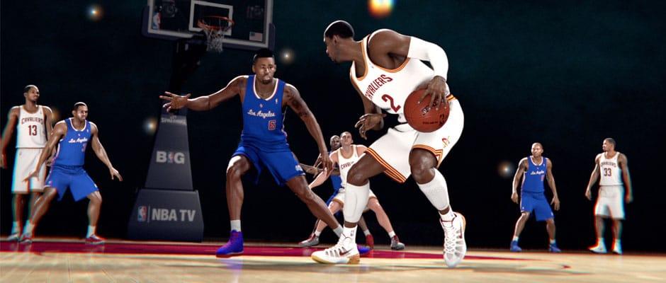 NBA Live 14 (E3 trailer)