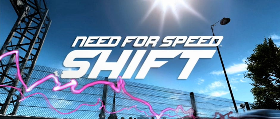 NFS Shift: Title Sequence