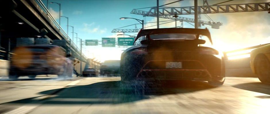 NFS Undercover: CG Trailer