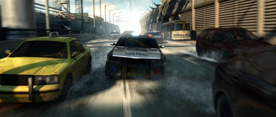 NFS Undercover: Theatrical Trailer