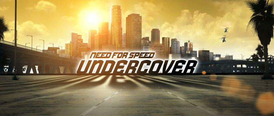 NFS Undercover: Titles