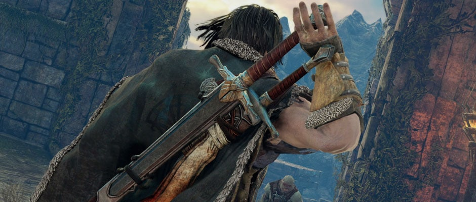 Middle-earth Shadow of Mordor Gameplay: Weapons and Runes