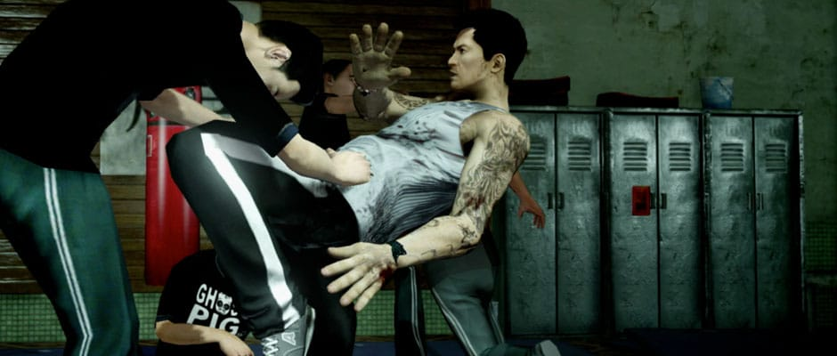 Sleeping Dogs: Combat Vignette