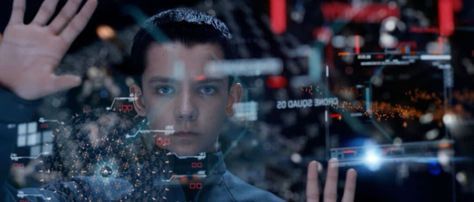 Ender's Game — VFX Reel
