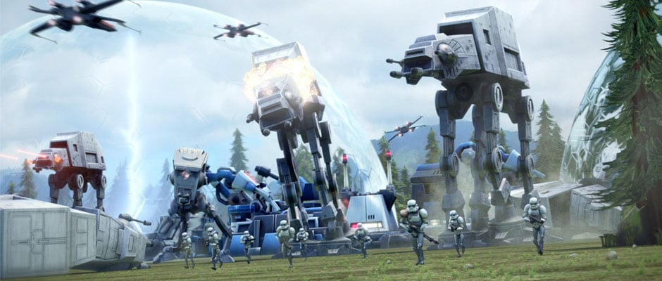 Star Wars: Commander Trailer