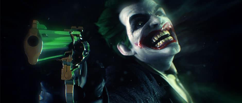Batman: Arkham Origins Cinematics Reel