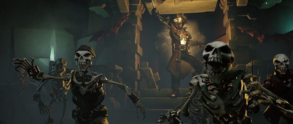 Sea of Thieves – E3 Trailer
