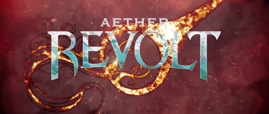 Magic: The Gathering – Aether Revolt