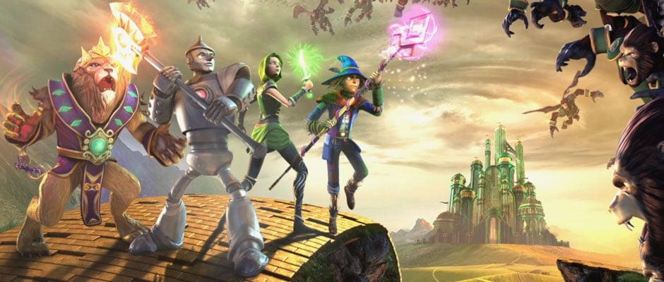 Oz: Broken Kingdom Official Launch Trailer