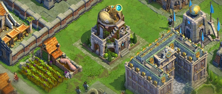 Dominations Great Leaders: University