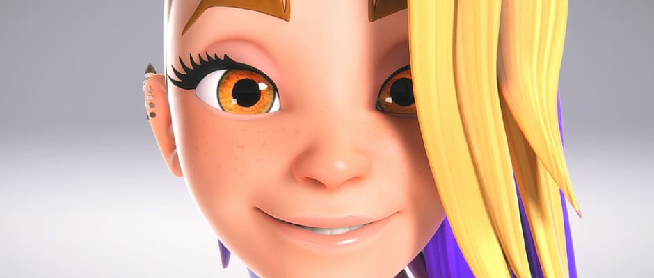 Microsoft XBox — New Avatars E3 Trailer